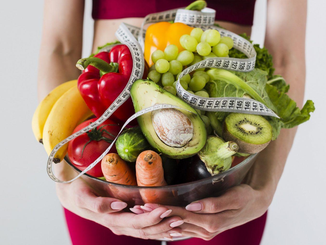 Będąc na diecie